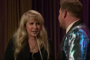Stevie Nicks Late Late Show