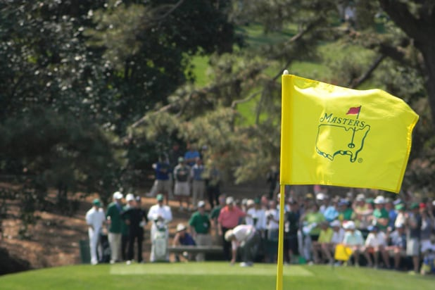 augusta masters winners list