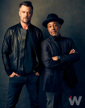 Josh Duhamel and Giancarlo Esposito, 'This is Your Death'