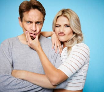 Chris Kattan and Witney Carson, Dancing with the Stars