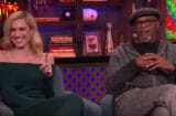 Allison Williams Samuel L Jackson