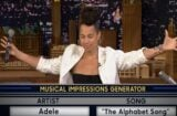 alicia keys tonight show adele