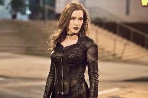 Arrow Katie Cassidy