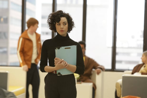 "Aubrey Plaza in ""Legion"""