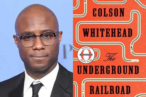 Barry Jenkins Underground Railroad