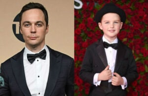 big bang theory young sheldon iain armitage