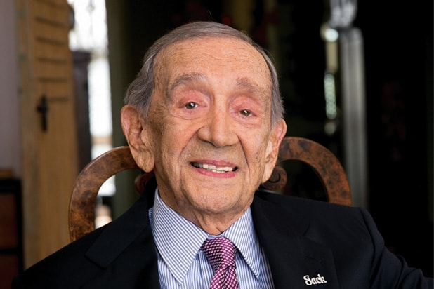 The Blob producer Jack Harris dies aged 98