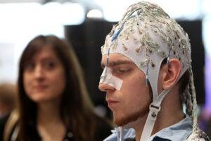 Brain scan study