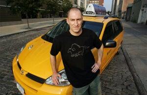 Ben Bailey Cash Cab