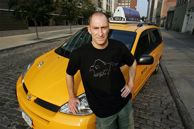 Ben Bailey Cash Cab