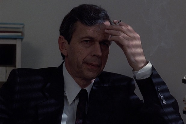 Cigarette Smoking Man The X-Files
