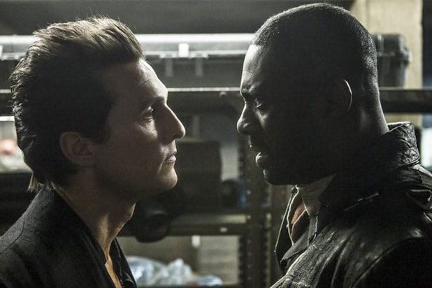 dark tower mcconaughey idris elba