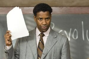 denzel washington the great debaters