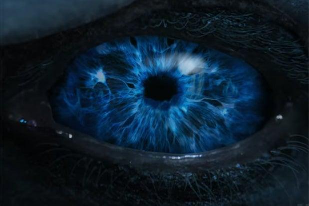 Game of Thrones Season 7 Eye