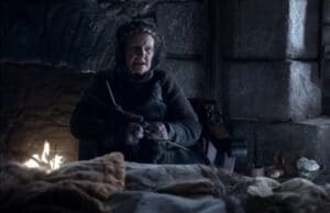 game of thrones old nan fear is for the winter