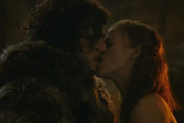 game of thrones sex scenes jon ygritte