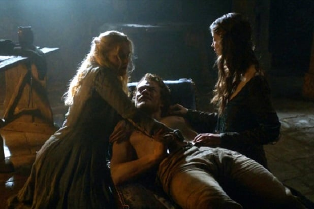 Sex game of throne