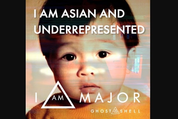 ghost in the shell meme asian underrepresented