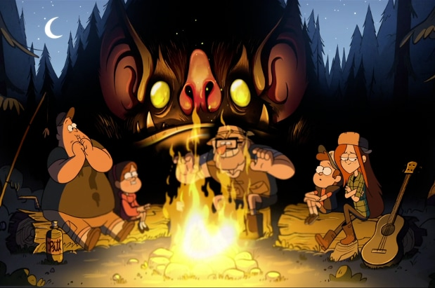 Gravity Falls Disney XD