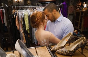 SARAH DREW, JESSE WILLIAMS