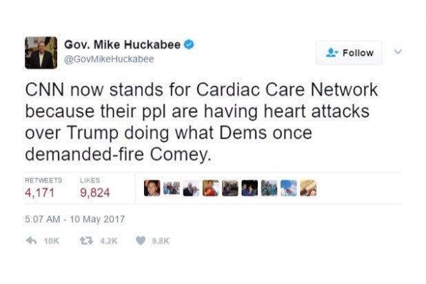 huckabee joke ccn