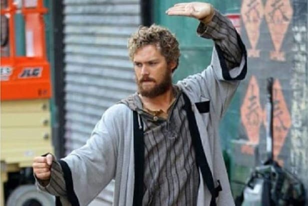 iron fist danny rand weekend binge watch