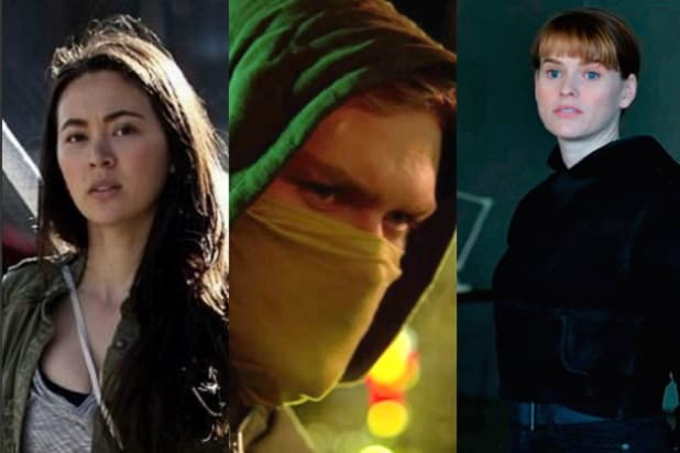 iron fist season 2 characters ranked