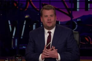 James Corden Late Late Show London