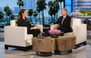 """Lena Dunham on """"Ellen"""""""