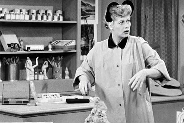 I Love Lucy Lucille Ball pregnant
