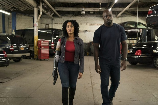 marvel netflix iron fist season 2 misty knight simone missick callback to luke cage