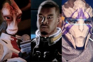 mass effect characters ranked split mordin jacob vetra