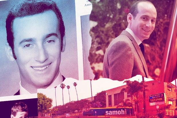 White House Adviser Stephen Miller's Santa Monica High School Classmates Wonder 'WTF?'