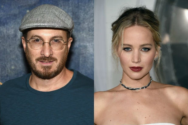 mother darren aronofsky jennifer lawrence