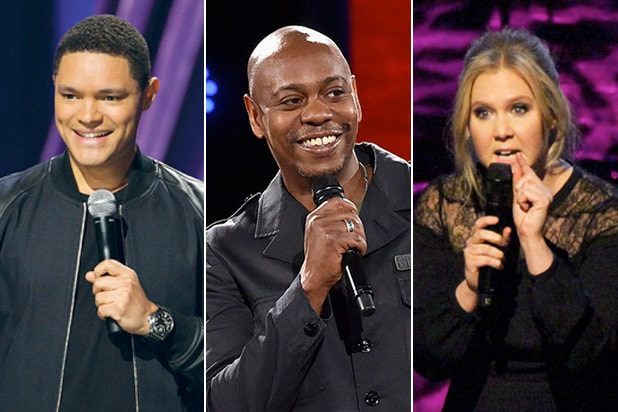 21 Netflix Stand-Up Comedy Specials of 2017 Ranked, From Amy Schumer
