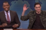 pete davidson SNL weekend update