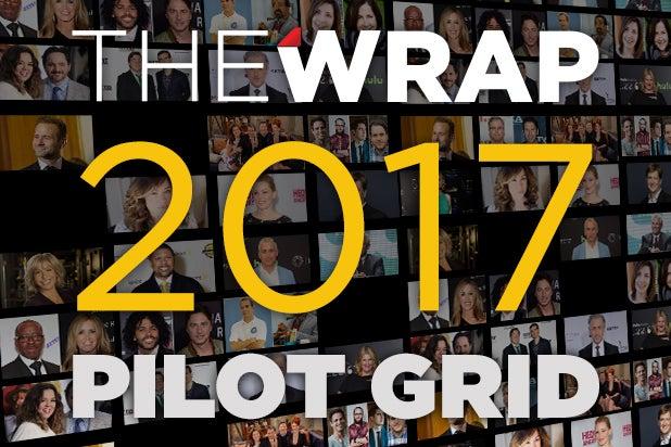 TheWrap 2017 Pilot Grid