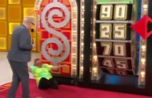 price is right fall