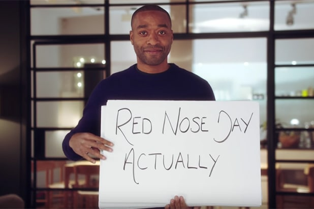 Red Nose Day Actually