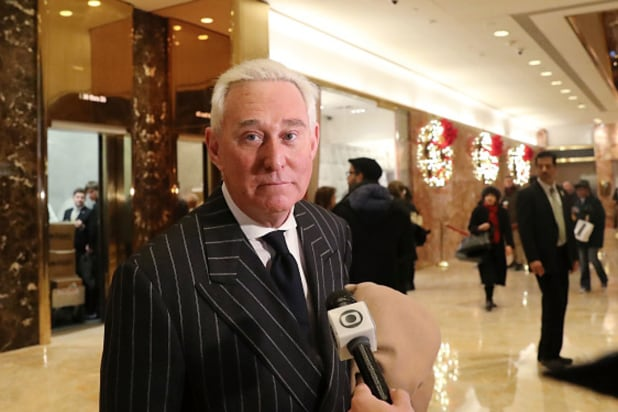 Roger Stone Reportedly in Car Accident