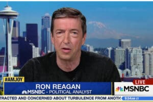 Ron Reagan Ivanka