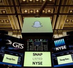 Snap Inc Snapchat IPO