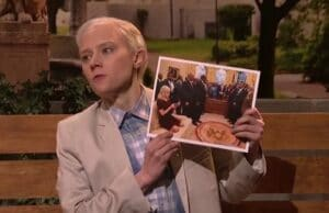 snl saturday night live jeff sessions kate mckinnon forrest gump