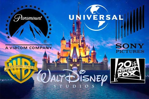movie studios mashup