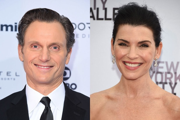 Tony Goldwyn Julianna Margulies Above the Drowning Sea