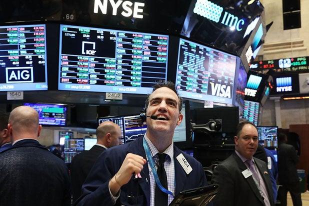 Trump Stock Market q1