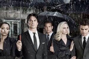 Vampire Diaries Exit Interview