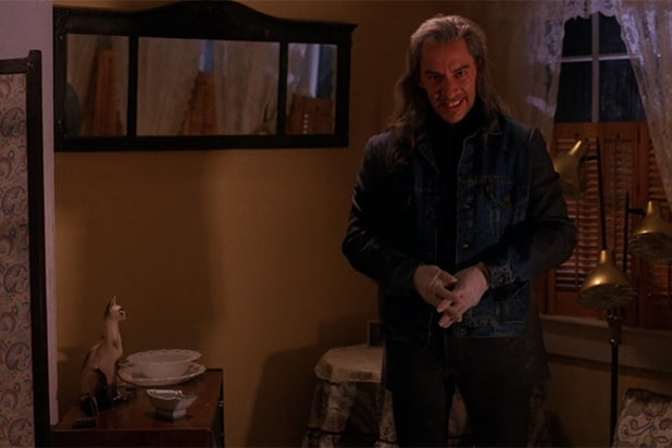 Killer Bob Twin Peaks