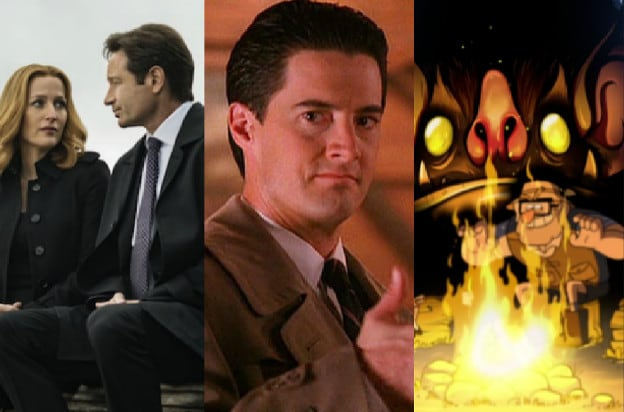 Twin Peaks Inspirations