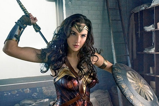 Wonder Woman gets a stunning new poster